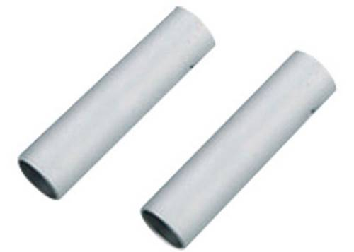 Колпачок-соединитель на рубашку JAGWIRE CHA062 двухстор. 4 мм Silver (10шт)
