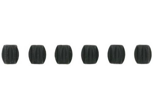 Защита JAGWIRE на рубашки CHA095  Black Silicon (6шт)