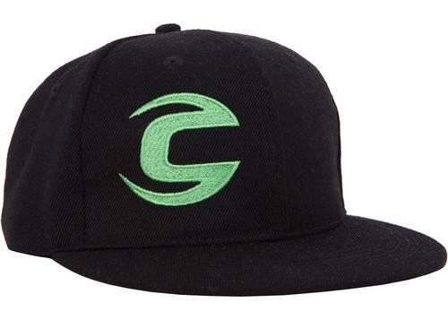 Кепка мужская Cannondale черного цвета с логотипом
