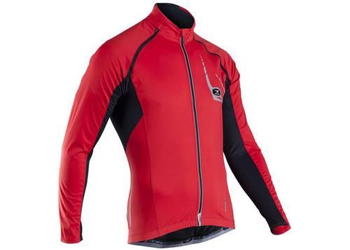 Куртка Sugoi RS 120 CONVERTIBLE, красная, S