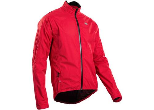 Куртка Sugoi ZAP BIKE, светоотражающая ткань, мужская, CHI (красная), L