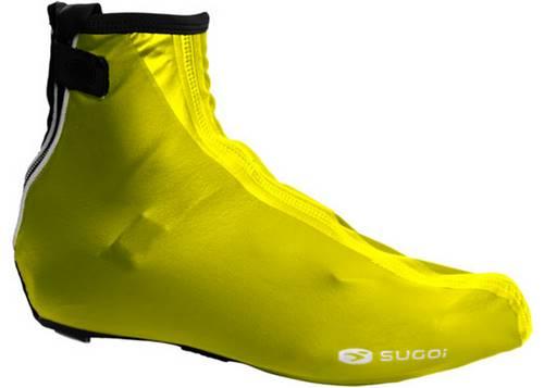 Бахилы Sugoi RESISTOR, желтые, XL