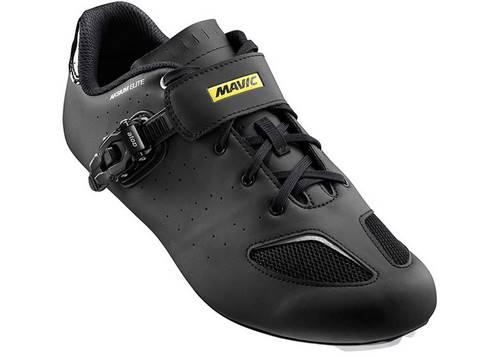 Обувь Mavic AKSIUM ELITE III, размер UK 10,5 (45 1/3, 286мм) Bk/W черно-белая