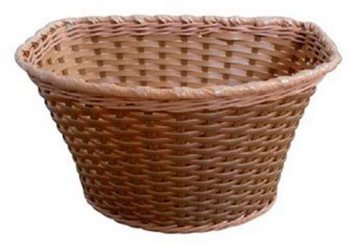 Корзина Green Cycle GCB-03-11 детская плетеный пластик коричневая