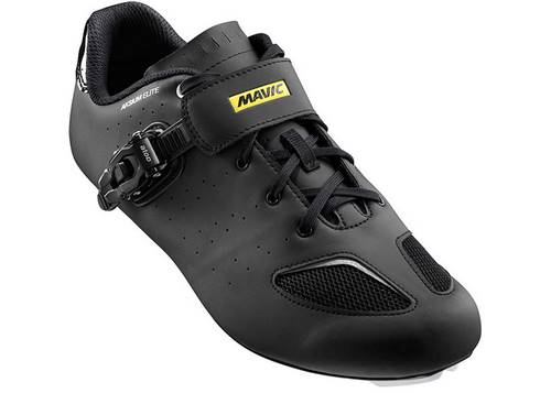 Обувь Mavic AKSIUM ELITE III, размер UK 11,5 (46 2/3, 295мм) Bk/W черно-белая