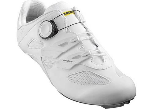 Обувь Mavic COSMIC ELITE, размер UK 9,5 (44, 278мм) Bk/Wh/Bk черно-белая