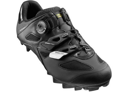 Обувь Mavic CROSSMAX ELITE, размер UK 10,5 (45 1/3, 286мм) Bk/Bk черная