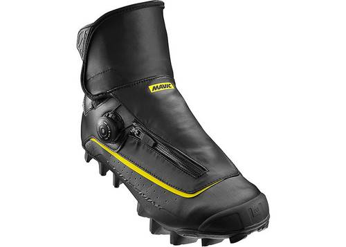 Обувь Mavic CROSSMAX SL PRO, Thermo размер UK 8 (42, 265мм), черная
