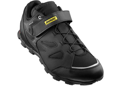 Обувь Mavic XA ELITE, размер UK 11 (46, 290мм) Black/Black/Bk черная