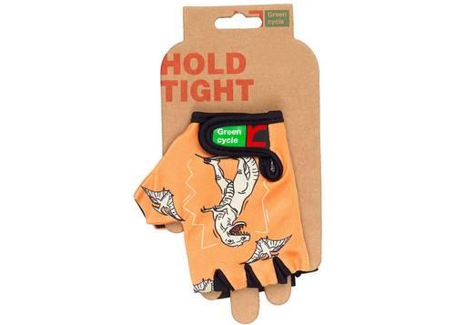 Перчатки Green Cycle NC-2335-2014 Kids без пальцев XL оранжевые