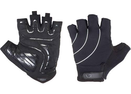 Перчатки Green Cycle Nimble без пальцев S черно-белые