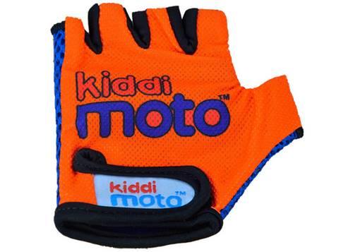 Перчатки детские Kiddimoto orange, размер S на возраст 2-4 года