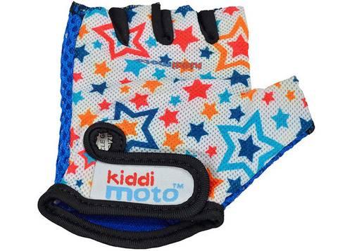 Перчатки детские Kiddimoto Stars, размер М на возраст 4-7 лет