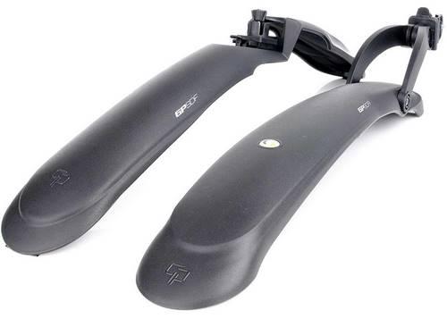 Комплект крыльев 24-28 SIMPLA GP SDE черные