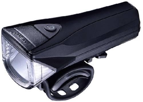 Фара передняя Infini SATURN 300 I-330P-Black, 1 светодиод 3W, 5 режимов, USB кабель, с крепл.