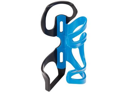 Держатель фляги Cannondale NYLON SSL (под левую руку) черный/голубой