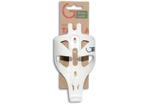 Флягодержатель Green Cycle GGE-008 пластиковый 500-750ml белый