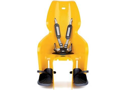 Сиденье задн. Bellelli Lotus Standard B-fix до 22кг, горчично-желтое