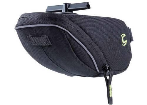 Сумка Cannondale QUICK с креплением на рамки седла, средняя черная