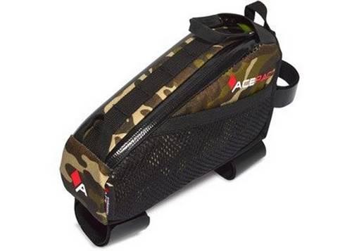 Сумка на раму Acepac FUEL BAG M, камуфляжная