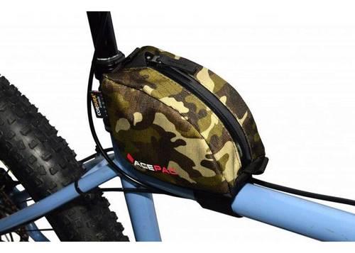 Сумка на раму Acepac TUBE BAG, камуфляжная