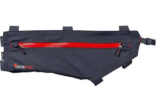 Сумка на раму Acepac ZIP FRAME BAG L, черная