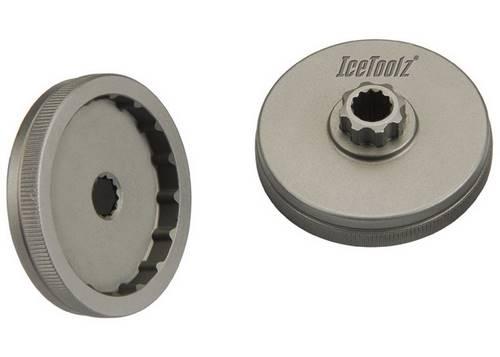 Ключ ICE TOOLZ 11F3 съём. д/каретки Shimano Hollowtech II