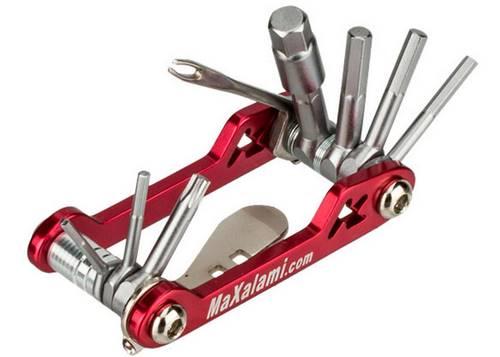 Ключ MaXalami KEY-13 складной 13 инструментов