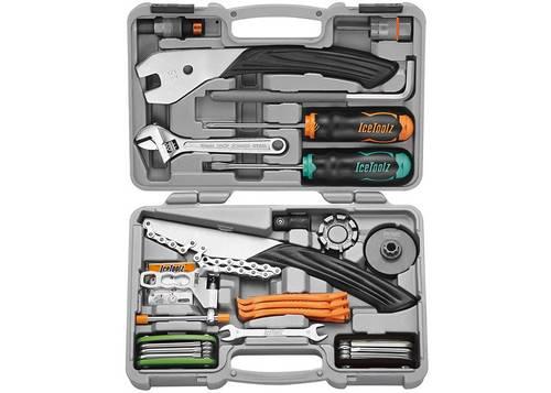 Кейс ICE TOOLZ с инструментами Ultimate, размер: 305x210x65mm