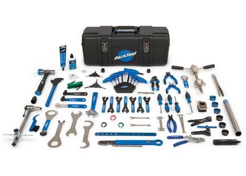 Набор профессиональных инструментов Park Tool (49 инструмента)
