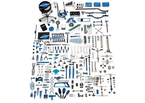 Набор Park Tool для мастерской, профессиональный