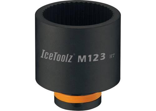 Головка ICE TOOLZ M123 для закручивания гайки рулевой колонки 43mm