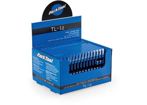 Бокс Park Tool с бортиров. лопатками, наборы из 3шт., 25 наборов в боксе