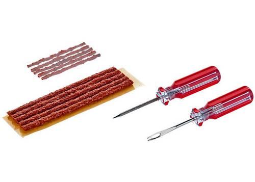 Ремкомплект MaXalami MAXI для бескамерных шин (шило + рашпиль + 5 жгутов MaXalami + 5 жгутов MaXanossi)