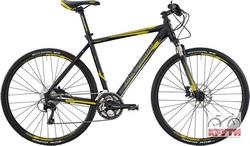 Bergamont Helix 8.3 Black/Yellow/Grey