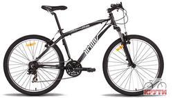 Велосипед 26 PRIDE XC-26 15 2014 черно-белый