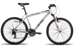 Велосипед 26 PRIDE XC-26 15 2014 бело-синий