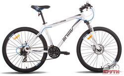 Велосипед 26 PRIDE XC-26 Disk 15 2014 бело-черный