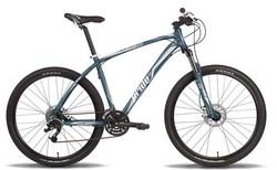 Велосипед 27.5 PRIDE XC-650MD 17 2014 серо-белый