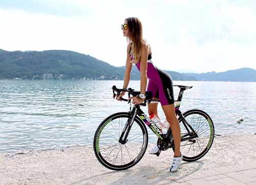 как похудеть при езде на велосипеде